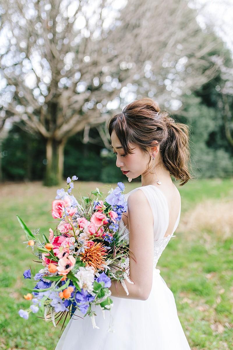 photo wedding お支度プラン