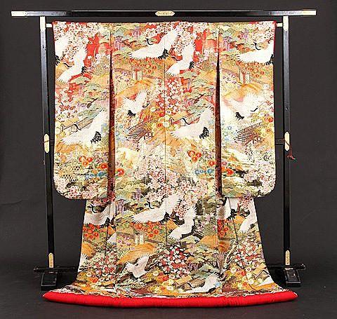 京百景に鶴