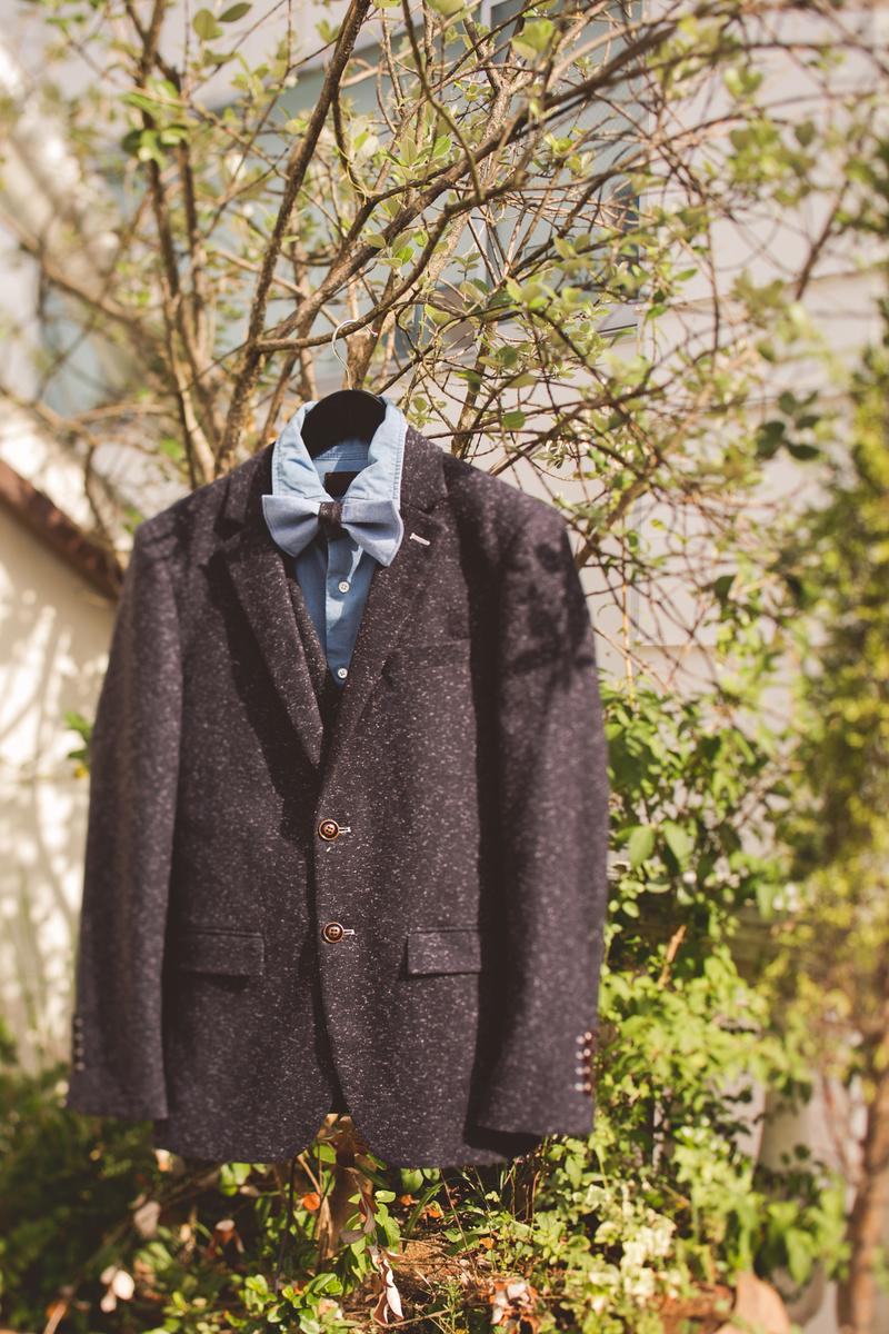 Order Casual tuxedo