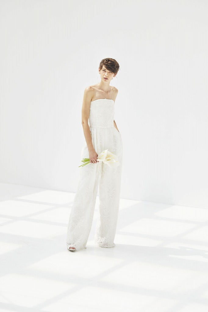ビジューパンツドレス(セミオーダー)