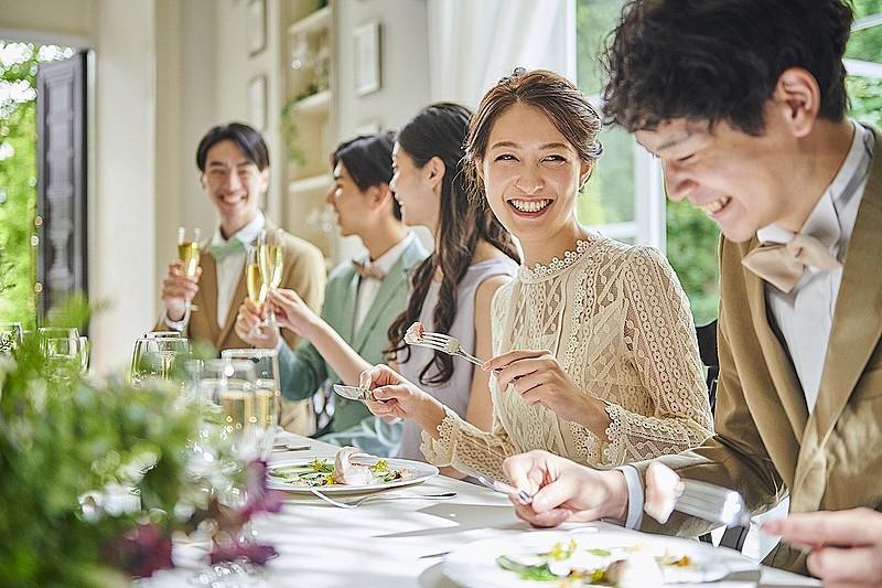 お料理重視の方へ【無料試食付きブライダル相談会】