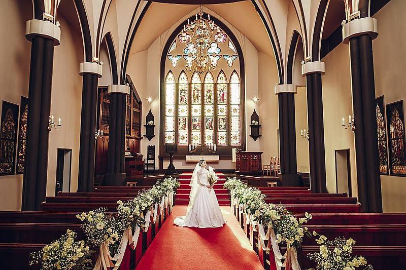 ST.MARGARET WEDDING