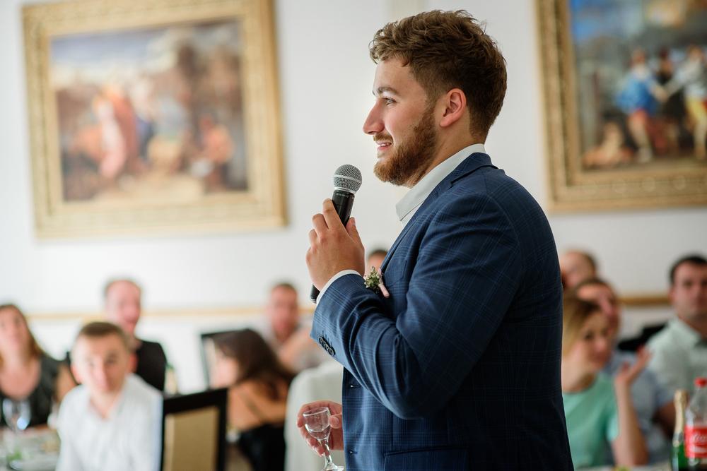 結婚式のスピーチ
